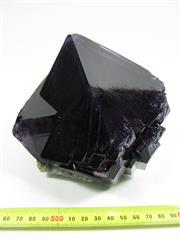 Sale 8331A - Lot 529 - Purple Boussingaultite Crystal