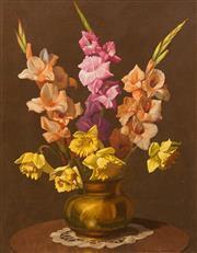 Sale 8657A - Lot 5094 - Bruno Cengarle (1921 - 2002) - Still Life, 1982 58 x 44cm
