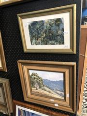 Sale 8841 - Lot 2078 - 2 Artworks Henry Dunne,