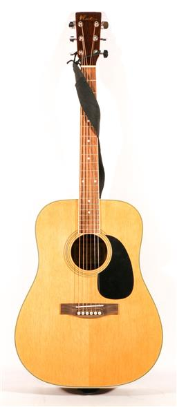 Sale 9136 - Lot 48 - A Blast acoustic guitar in case (AG312N)