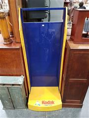 Sale 8688 - Lot 1052 - Kodak Film Display Stand