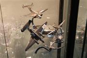 Sale 8346 - Lot 82 - Art Deco Chrome Ashtray Parts