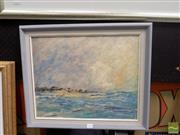 Sale 8407T - Lot 2007 - BC Lawrence Oil on Board