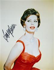 Sale 8635A - Lot 5044 - Sophia Loren