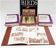 Sale 8822B - Lot 835 - 5 Volumes incl. Yapp, B. Birds in Medieval Manuscripts, pub. British Library, 1981; vols. 1 & 2 Miller, E.M. Australian Literatur...