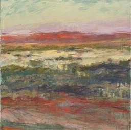 Sale 9081A - Lot 5028 - Laura Matthews (1964 - ) - Sundown Drive II 50 x 50 cm (mount: 64.5 x 63.5 cm)