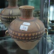 Sale 8306 - Lot 54 - Yangshao Earthenware Pot (Height - 17cm)