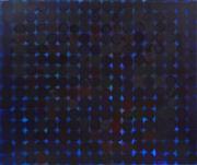 Sale 8374 - Lot 558 - Matthew Johnson (1963 - ) - Nocturne Sea, 2001 152 x 170cm