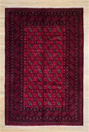 Sale 8576C - Lot 28 - Afghan Turkman 240cm x 170cm