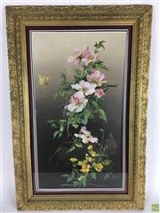 Sale 8649R - Lot 96 - Artwork Unsigned - Oil on Board (45.5 x 25.5cm)