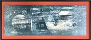 Sale 8964 - Lot 2039 - Vintage Print After Lebadang, 58 x 132cm (frame)