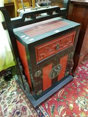 Sale 8462 - Lot 1040 - Oriental Cabinet