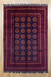 Sale 8576C - Lot 29 - Afghan Turkman 248cm x 170cm