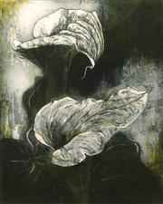 Sale 8631 - Lot 2041 - Mieke Cohen (1943 - ) - Lily from Maria 49 x 39cm