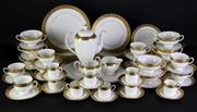 Sale 8989 - Lot 7 - Wedgwood Ascot Coffee/Dinner service for Eight Persons