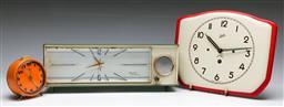 Sale 9148 - Lot 84 - Collection of vintage clocks