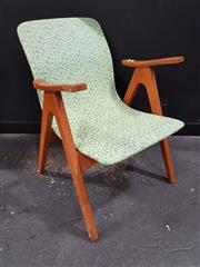 Sale 8684 - Lot 1016 - George Doukoff Relaxation Chair