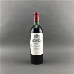 Sale 9120 - Lot 1036 - 1978 Chateau Leoville-Las-Cases, 2me Cru Classe, Saint-Julien - very high shoulder