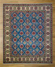 Sale 8566C - Lot 24 - Afghan Kazak 293cm x 247cm