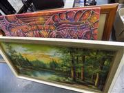 Sale 8441T - Lot 2088 - Large Collection of Framed Works