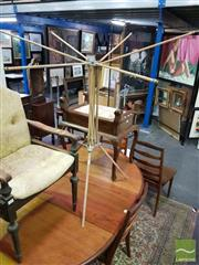 Sale 8545 - Lot 1049 - Vintage Rapid Dry Clothes Airer