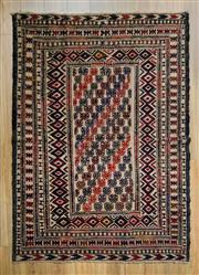 Sale 8566C - Lot 25 - Persian Somak 182cm x 133cm