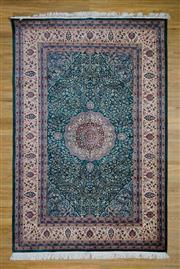 Sale 8576C - Lot 32 - Pak Persian Kashan 290cm x 190cm
