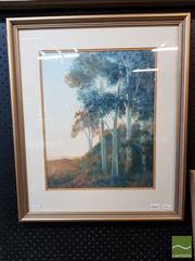 Sale 8495 - Lot 2026 - T Francis Johnson - Touch of Summers Light 60.5 x 51cm