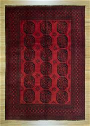 Sale 8625C - Lot 2 - Afghan Qunduzi 200cm x 300cm