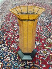 Sale 9071 - Lot 1029 - Modern Trumpet Form Table Lamp (h:57 x d:28cm)