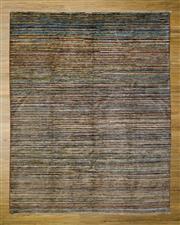 Sale 8566C - Lot 27 - Afgahn Chobi Stripi 306cm x 244cm