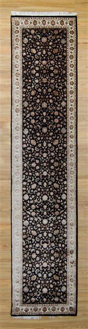 Sale 8576C - Lot 34 - Jaipur Silk & Wool 364cm x 80cm