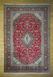 Sale 8625C - Lot 3 - Persian Kashan 428cm x 296cm