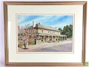 Sale 8649R - Lot 97 - Surgenor - Watercolour - (54 x 36cm)