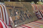 Sale 8390 - Lot 1244 - Copper Wall Relief