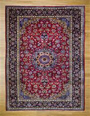 Sale 8566C - Lot 28 - Persian Kashan 360cm x 265cm
