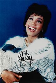 Sale 8834A - Lot 5007 - Whitney Houston