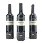 Sale 8646 - Lot 697 - 3x 1998 Lindemans Limestone Ridge Vineyard Shiraz Cabernet, Coonawarra