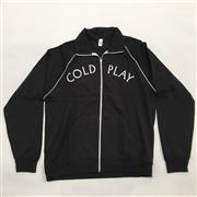 Sale 8893M - Lot 56 - Coldplay Zip Front Jacket, made in USA, size XL