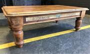 Sale 8979 - Lot 1014 - Rosebank Cottage Coffee Table (H:46 w:138 D:88cm)
