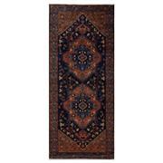 Sale 9061C - Lot 44 - Persian Nomadic Shahsavan Runner, 130x305cm, Handspun Wool