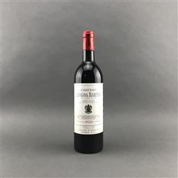 Sale 9120 - Lot 1055 - 1978 Chateau Langoa-Barton, 3me Cru Classe, Saint-Julien - very high shoulder