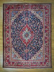 Sale 8625C - Lot 4 - Persian Kashan 393cm x 290cm