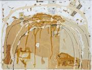 Sale 8708A - Lot 528 - Elwyn Lynn (1917 - 1997) - Mountain, 1978 91 x 122cm