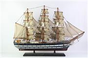 Sale 8818N - Lot 602 - Model Amerigo Vespucci Gallion ( L 80cm x H 58cm)