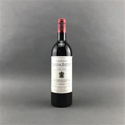 Sale 9120 - Lot 1057 - 1978 Chateau Langoa-Barton, 3me Cru Classe, Saint-Julien - mid high shoulder
