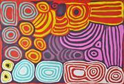 Sale 8288A - Lot 22 - Anmanari Brown (c1932 - ) - Untitled, 2006 143 x 101cm