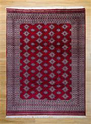 Sale 8576C - Lot 37 - Pakistani Bukhara 345cm x 247cm