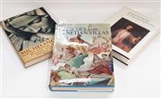 Sale 8822B - Lot 829 - 3 Volumes: Garberi, M.P. Frescoes from Venetian Villas, pub. Phaidon, 1971; European Paintings from The Minneapolis Institute of...