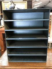 Sale 8868 - Lot 1564 - Vintage Metal Desk Tidy